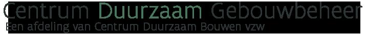 Gebouwbeheerder.be Logo