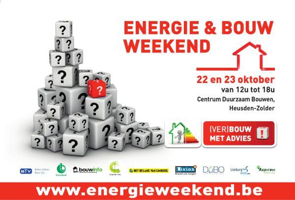 Energie en Bouw Weekend