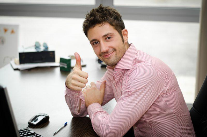 Een gezonde werkomgeving bevordert het welbevinden