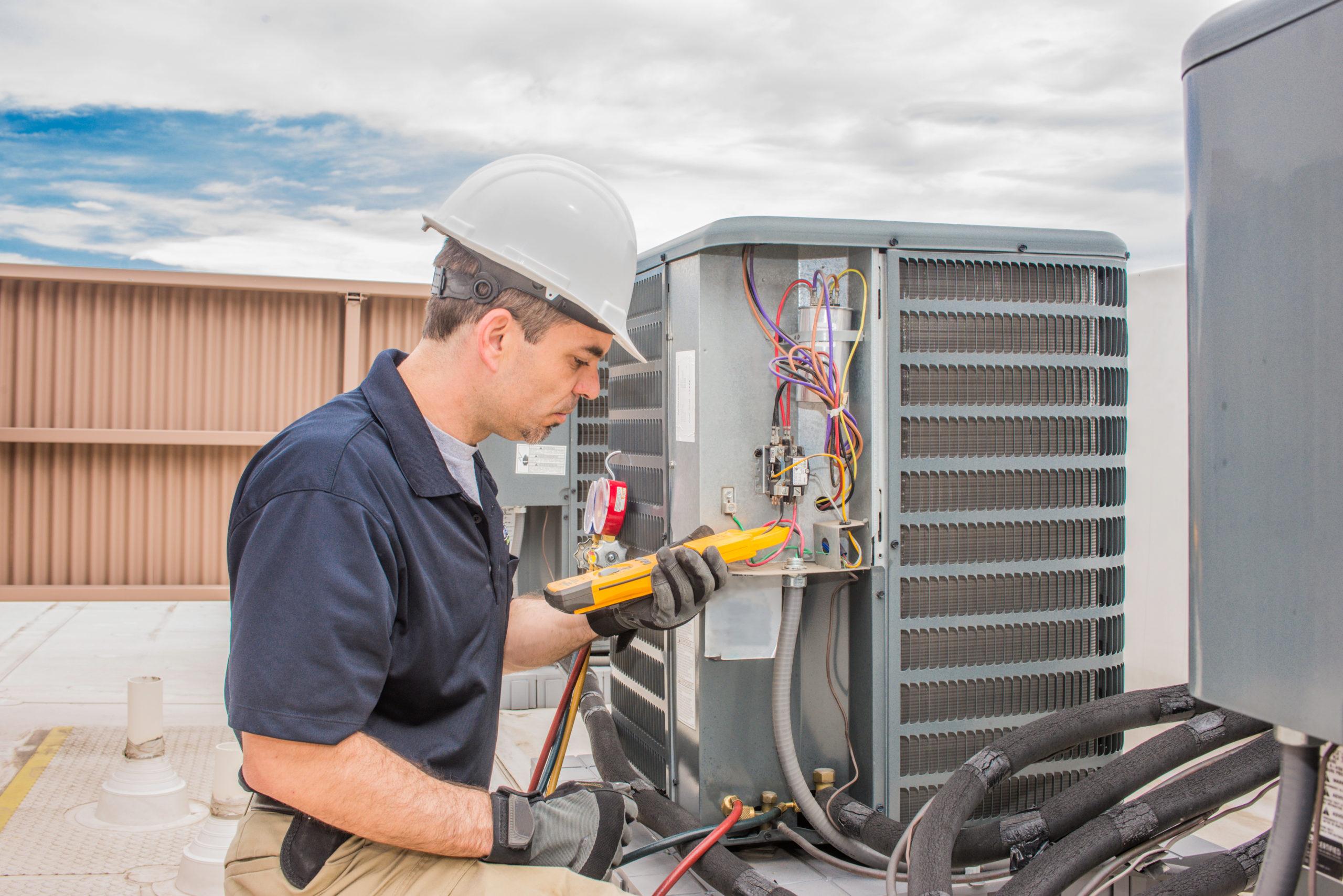 Onderhoudscontracten HVAC